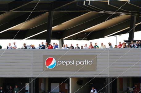 Pepsi Patio