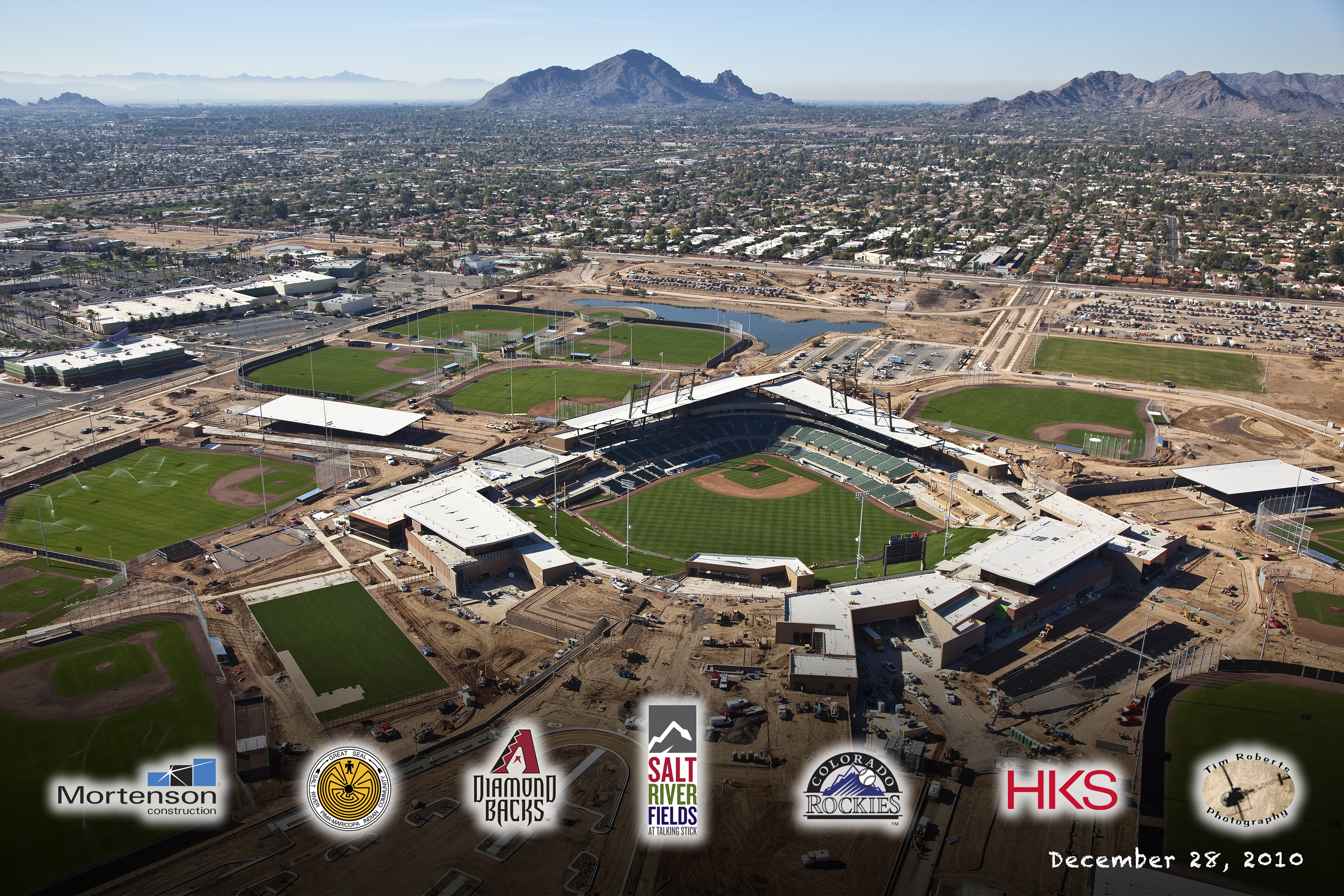 Leed Certification Salt River Fields